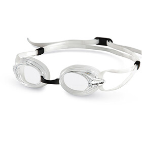 Head Venom Goggles clear-clear